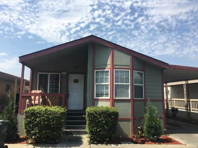 San Jose Mobile Home For Sale: 555 Umbarger Rd 34