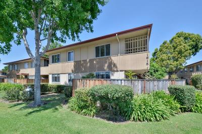 SAN MATEO CA Condo For Sale: $788,000