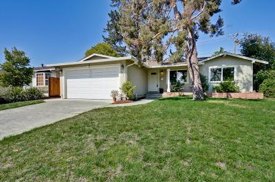 SAN JOSE Single Family Home For Sale: 2627 Camloop Dr