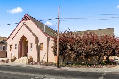 WATSONVILLE Single Family Home For Sale: 1106 Lincoln St