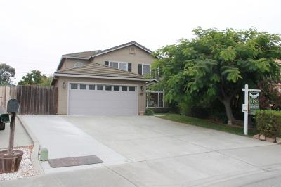 HOLLISTER CA Single Family Home For Sale: $638,000