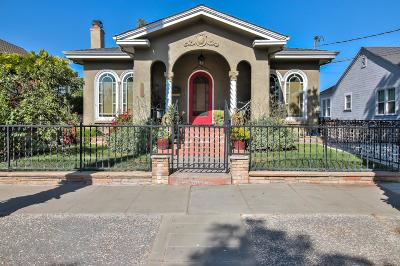 SAN JOSE Single Family Home For Sale: 474 N 9th St