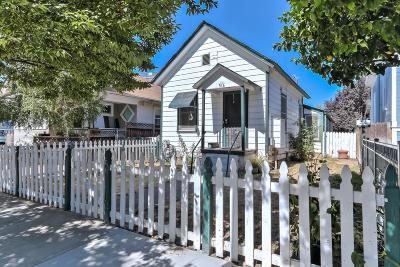 SAN JOSE Single Family Home For Sale: 516 S Almaden Ave