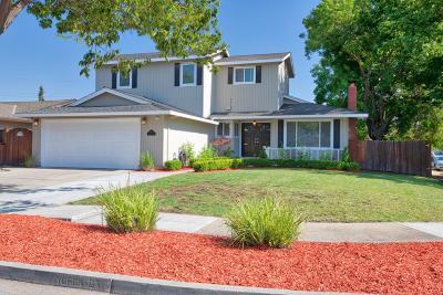 San Jose Single Family Home For Sale: 592 Yurok Ct