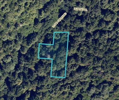 Santa Cruz Residential Lots & Land For Sale: 0 Love Creek Rd