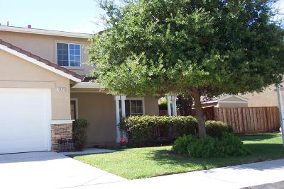 HOLLISTER Single Family Home For Sale: 1721 Brentwood Ct