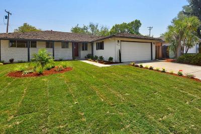 SANTA CLARA Single Family Home For Sale: 1013 Bluebird Ave