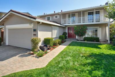 SUNNYVALE Single Family Home For Sale: 860 Laburnum Dr