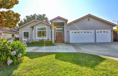 CUPERTINO Single Family Home For Sale: 10511 John Way