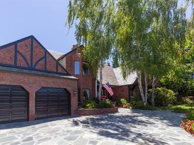 LOS GATOS Single Family Home For Sale: 440 Santa Rosa Dr