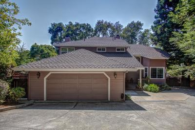 SCOTTS VALLEY Single Family Home For Sale: 113 Lucia Ln