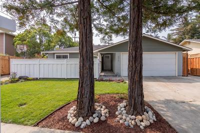 CAMPBELL Single Family Home For Sale: 670 Budd Ave