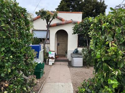 MONTEREY Single Family Home For Sale: 1281 5th St