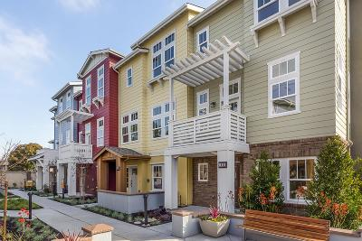 MOUNTAIN VIEW Townhouse For Sale: 1911 Stella St