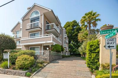 Santa Cruz Condo For Sale: 526 2nd St 201