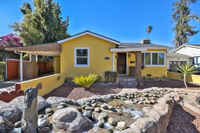 SAN CARLOS Single Family Home For Sale: 970 Holly St