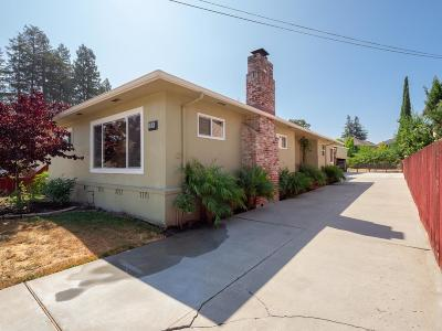 REDWOOD CITY Multi Family Home For Sale: 1616 Union Ave