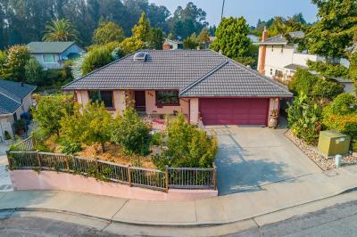 Santa Cruz Single Family Home For Sale: 232 Seaborg Pl