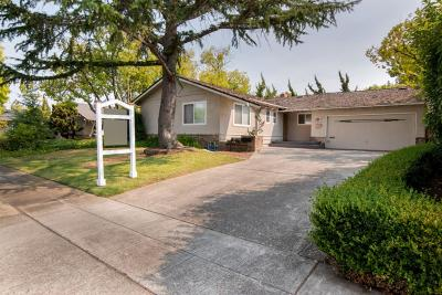 Single Family Home For Sale: 1666 Kevin Dr