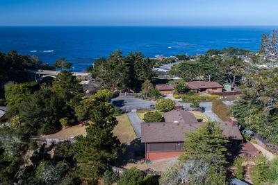 Carmel Single Family Home For Sale: 2697 Mal Paso Ln