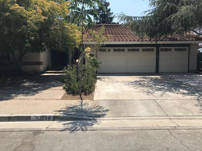 Cupertino Rental For Rent: Acadia Ct