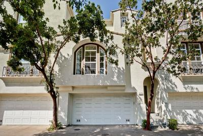 MILPITAS Townhouse For Sale: 855 Spirit Walk