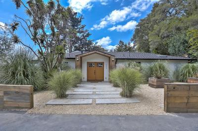 Santa Cruz County Single Family Home For Sale: 425 Cress Rd