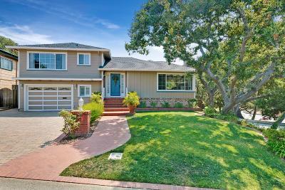 Millbrae Single Family Home For Sale: 791 Santa Margarita Ave
