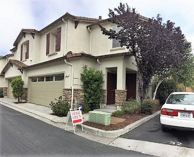 WATSONVILLE Townhouse For Sale: Paraiso Ct