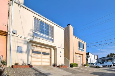 DALY CITY Single Family Home For Sale: 687 San Diego Ave