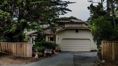 Pebble Beach Single Family Home For Sale: 3017 Lopez Rd