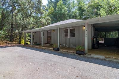 LOS GATOS Single Family Home For Sale: 19730 Black Rd