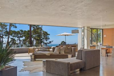Pebble Beach Single Family Home Contingent: 3187 Cortez Rd