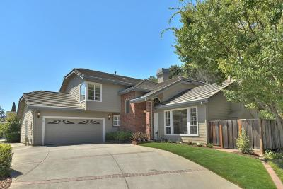 Cupertino Single Family Home For Sale: 10475 San Fernando Ave