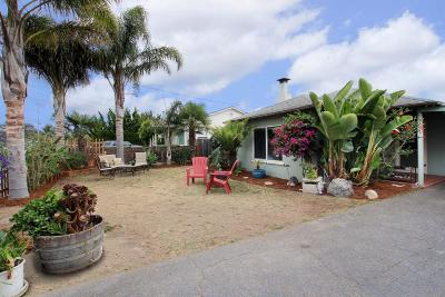 Santa Cruz County Single Family Home Contingent: 4310 Gladys Ave