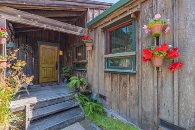 Aptos Single Family Home For Sale: 870 Old Farm Ln