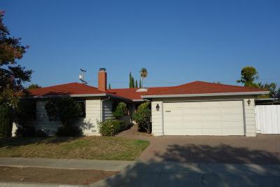 Cupertino Rental For Rent: 10734 Martinwood Way