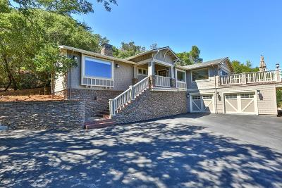 LOS GATOS Single Family Home For Sale: 18380 Laurel Dr