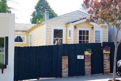BRISBANE Single Family Home Contingent: 213 Visitacion Ave
