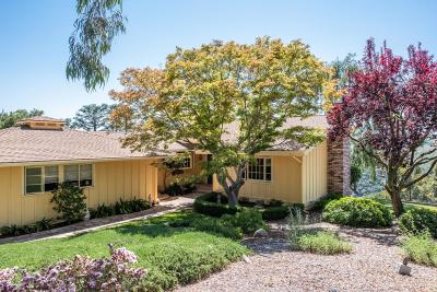 Carmel Valley Single Family Home For Sale: 25370 Tierra Grande Dr
