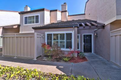LOS GATOS Townhouse For Sale: 1987 Las Encinas Ct