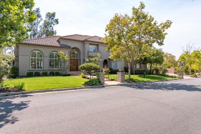 San Jose Single Family Home For Sale: 5962 Country Club Pkwy