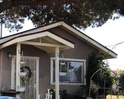 Seaside Single Family Home For Sale: 1454 Kenneth St