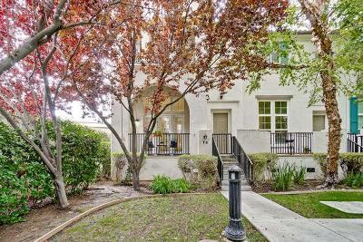 SAN JOSE Townhouse For Sale: 74 Ryland Park Way