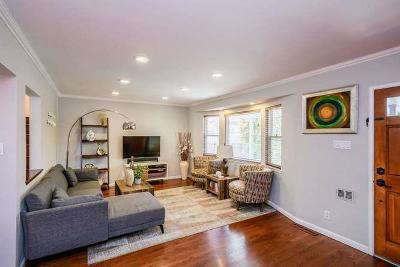 BELMONT Single Family Home For Sale: 1021 Elmer St