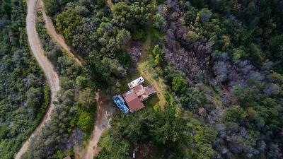 LOS GATOS Single Family Home For Sale: 31000 Mount Madonna Rd