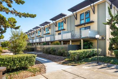 FOSTER CITY Condo For Sale: 6108 Admiralty Ln