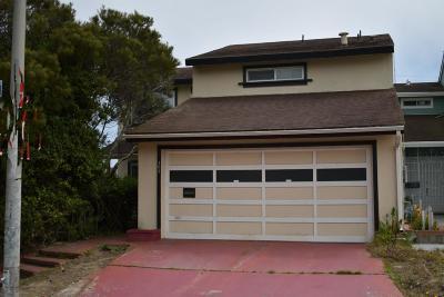 DALY CITY Single Family Home For Sale: 101 Del Prado Dr