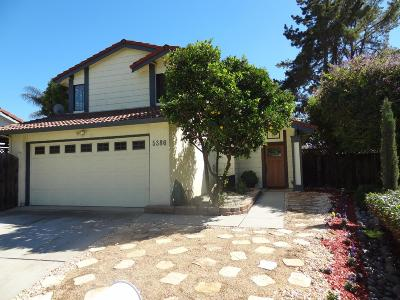 Single Family Home For Sale: 5386 Fraschini Cir