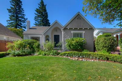 Redwood City Single Family Home For Sale: 126 Jeter St